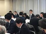11月30日国土交通部会の税制勉強会
