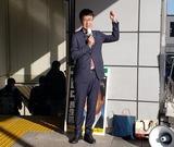 3月29日武蔵浦和駅での国政報告