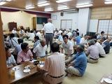 8月10日桜区五関の納涼盆踊り大会2