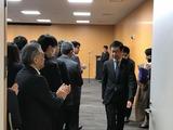 1月30日内閣府初登庁2