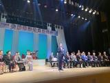 10月27日第20回記念・佐藤歌謡教室の発表会