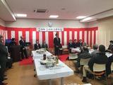 1月6日新田口・笹目3丁目・大前・馬場・上前・笹目6丁目新年会3