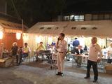8月3日蕨市塚越三丁目納涼盆踊り大会