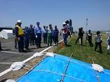 5月20日埼玉県加須市第66回利根川水系連合・総合水防演習15