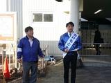 4月4日戸田市・さいたま市南区・桜区街頭演説会4