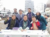 2月3日御蔵山観音節分祭・根岸・文蔵の神明社3