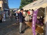 10月6日蕨市・神酒所廻り2