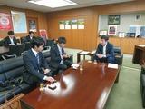 5月24日埼玉建設新聞のインタビュー取材2