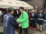10月7日和楽備神社の秋まつり2