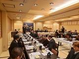 1月21日浦和麺類組合と生活衛生組合・南部ブロックの新年会2