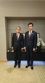 3月12日福岡商工会議所を訪問2