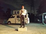 4月6日さいたま市桜区・南区・戸田市・・宣車遊説に街頭演説会7