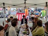 7月6日町谷祭り・新開自治親和会夏祭宵宮5