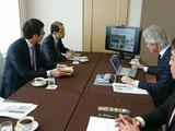 3月6日仙台市内の観光庁関係の意見交換6