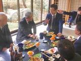 2月4日桜区の大久保自治連・環境防災合同新年会2