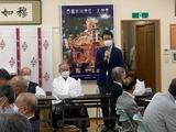 10月7日桜区西堀氷川神社令和3年度例大祭