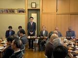 1月12日西堀日向自治会の新年会