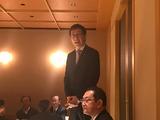 1月25日南区白幡商店会・新年会