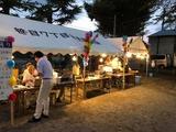 8月9日戸田笹目7丁目夏浜町会の盆踊り3