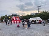 8月18日戸田の美女木1丁目・納涼大会2