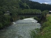 3−自宅裏の川浦川(PM2:25)