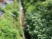 6−自宅裏の用水(PM2:25)