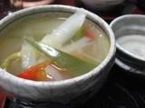 蕪のスープ・1