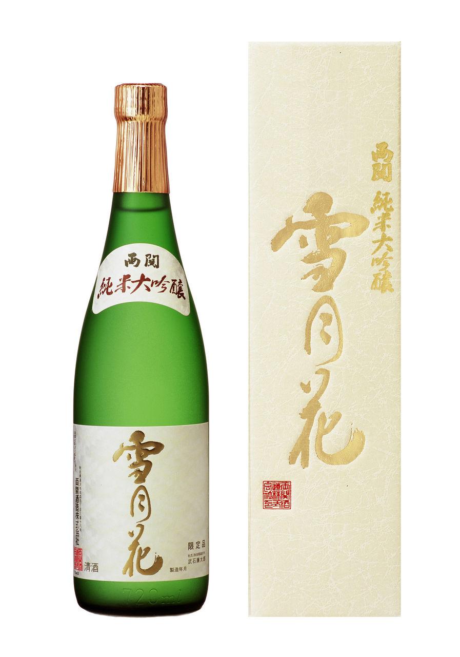 002-2雪月花(純米大吟醸)720ml