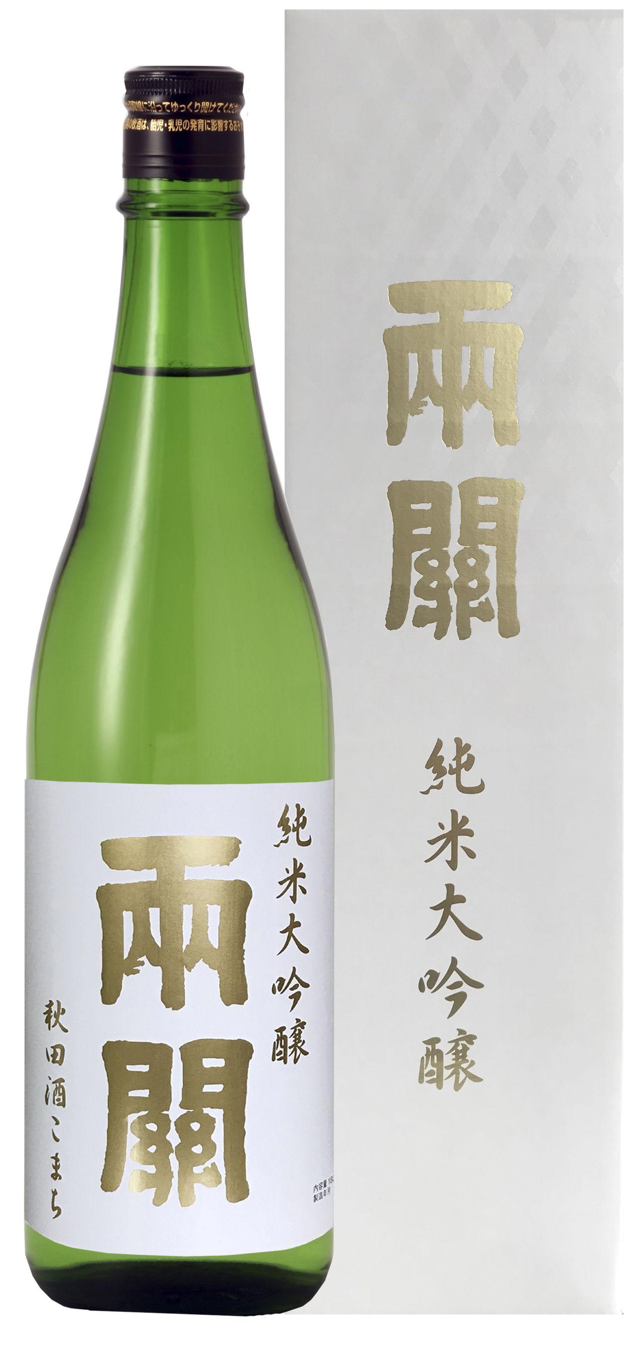 純米大吟醸 酒こまち720ml