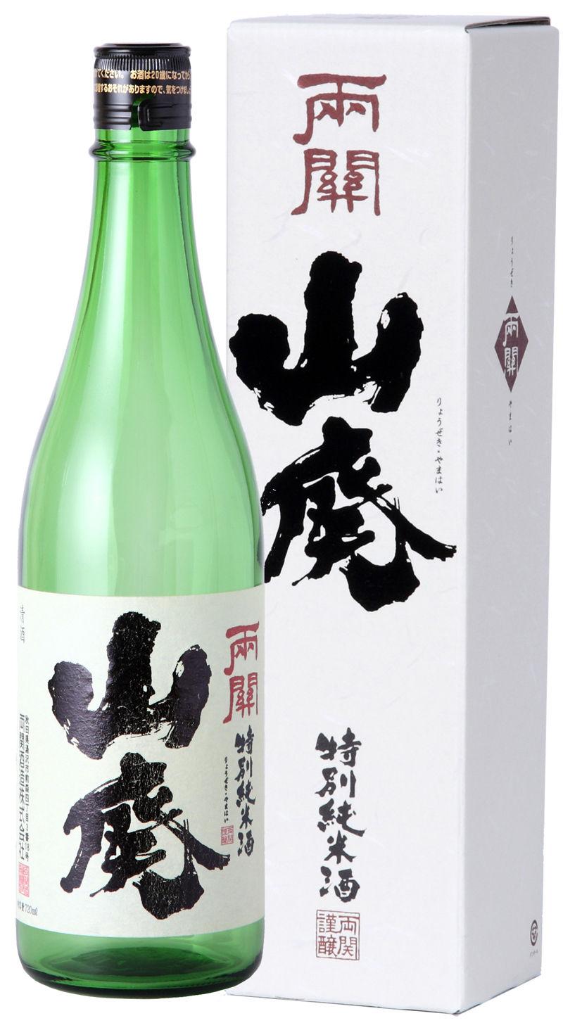 山廃特別純米酒720mlカートン付