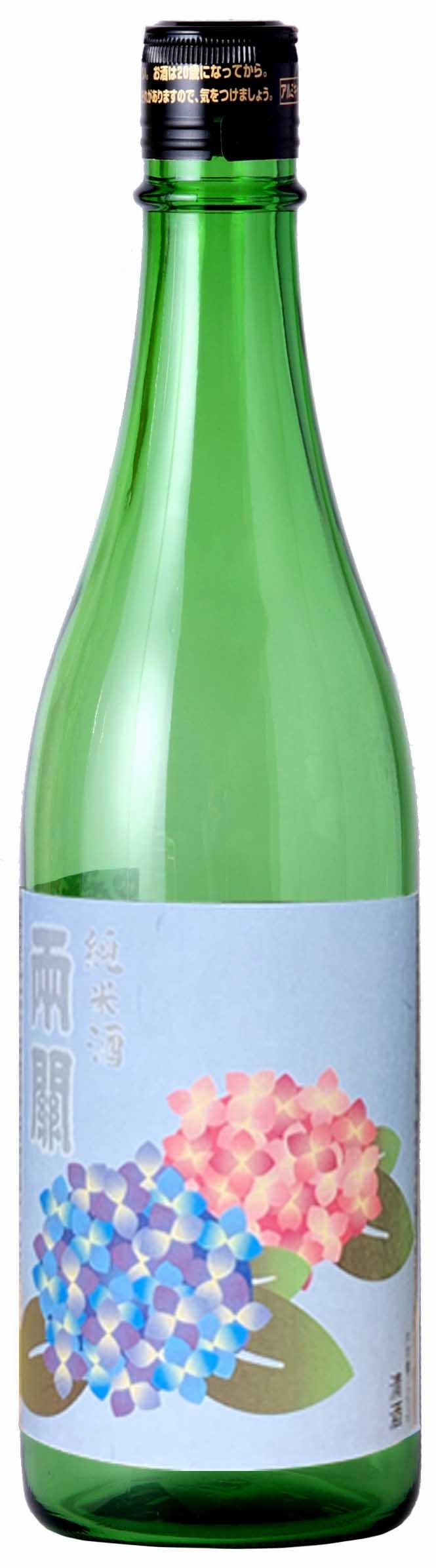 季節ラベル純米酒720ml(5-6)