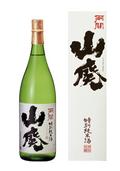 山廃特別純米酒1.8L