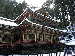 徳川家光公の御尊像が眠る御宮殿2