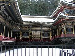 徳川家光公の御尊像が眠る御宮殿1