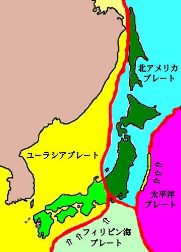 2011年3月13日(日)・東日本大震災