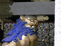 唐獅子・左2