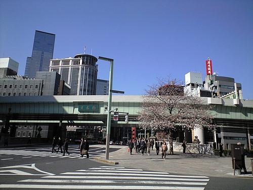 2011年4月5日日本橋