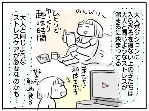 すーちゃんのストレス14