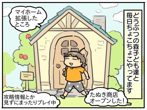 どうぶつの森7
