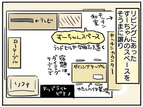 すーちゃんの部屋2