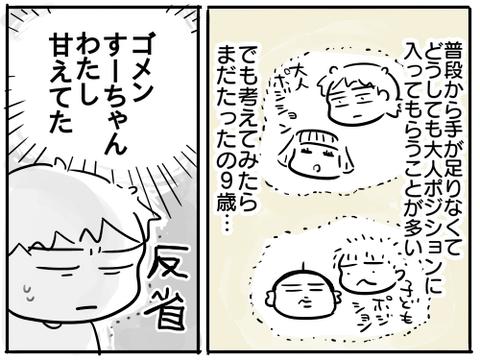 すーちゃんのストレス13