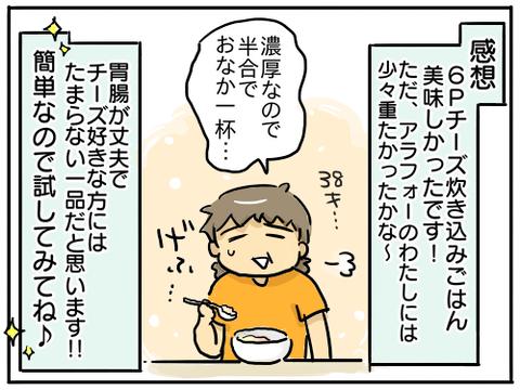 6Pチーズご飯10