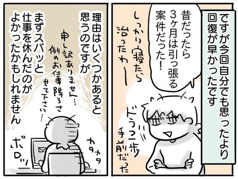 お休み期間12