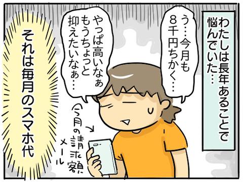 ラインモバイル1