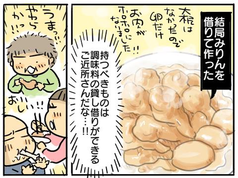 手羽元の煮込み5