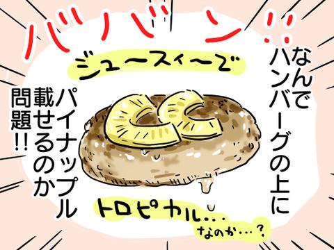 パインハンバーグ2