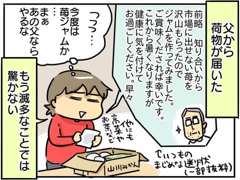 イチゴジャム1