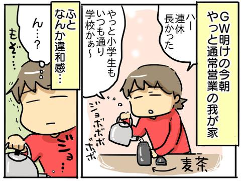 GW明け1