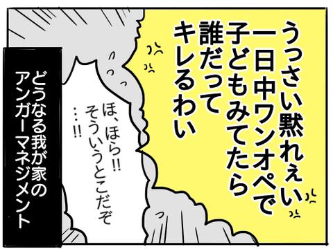 アンガーマネジメント6
