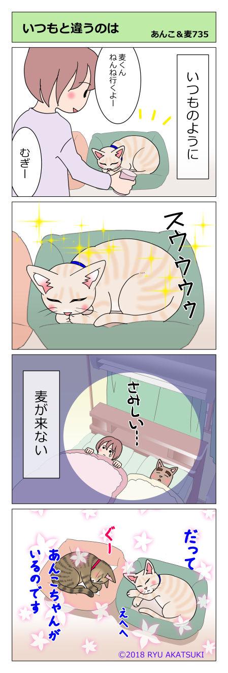 あんこ&麦STORY735